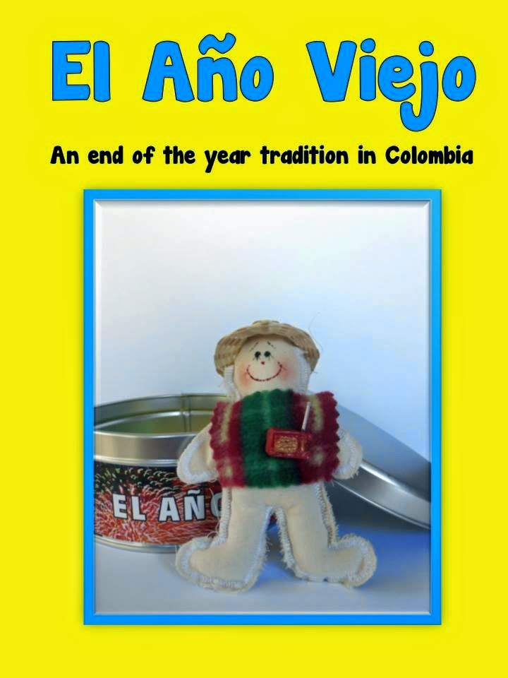 Año Viejo - Cultural Activity Set