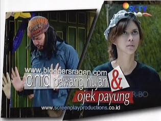 Cinta Pawang Hujan Dan Tukang Ojek Payung FTV
