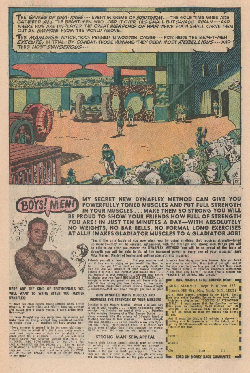 Conan the Barbarian (1970) Issue #2 #14 - English 13