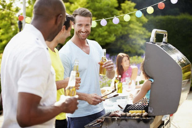 Magazine Article about Summertime Entertaining