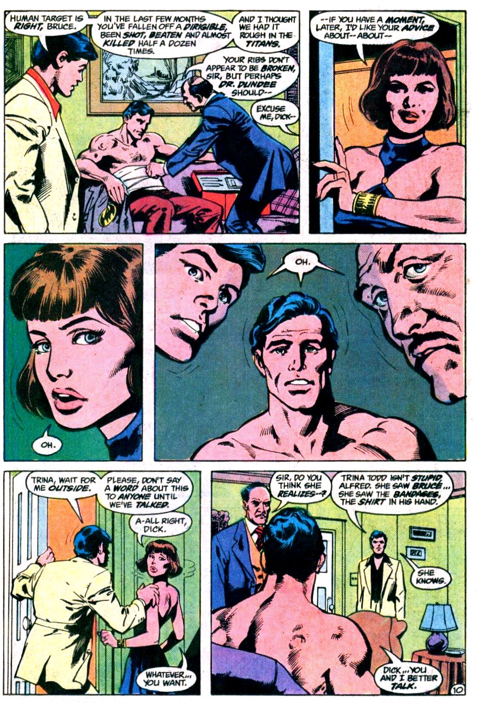 Detective Comics (1937) Issue #524 Page 11