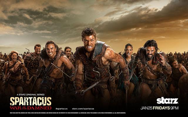 spartacus 3ra Temporada – DVDRIP LATINO 480p