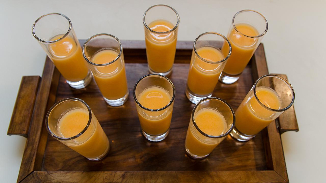 Sorbete-mandarina-recetas-bruja