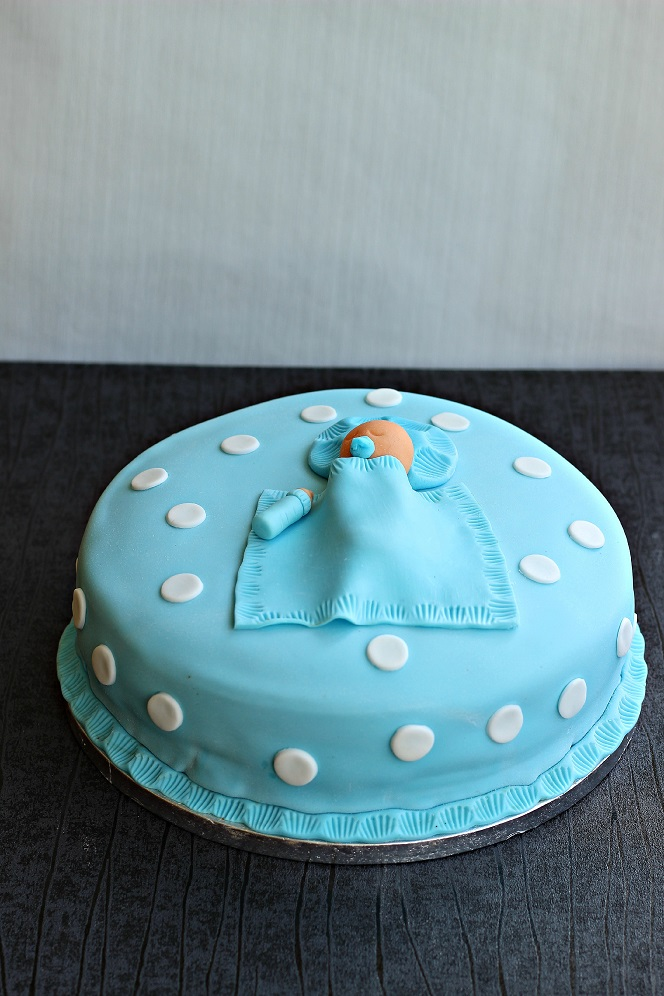 Cake Images Ruchi : RUCHI: Baby shower cake, a Chocolate Mocha cake with Mocha ...