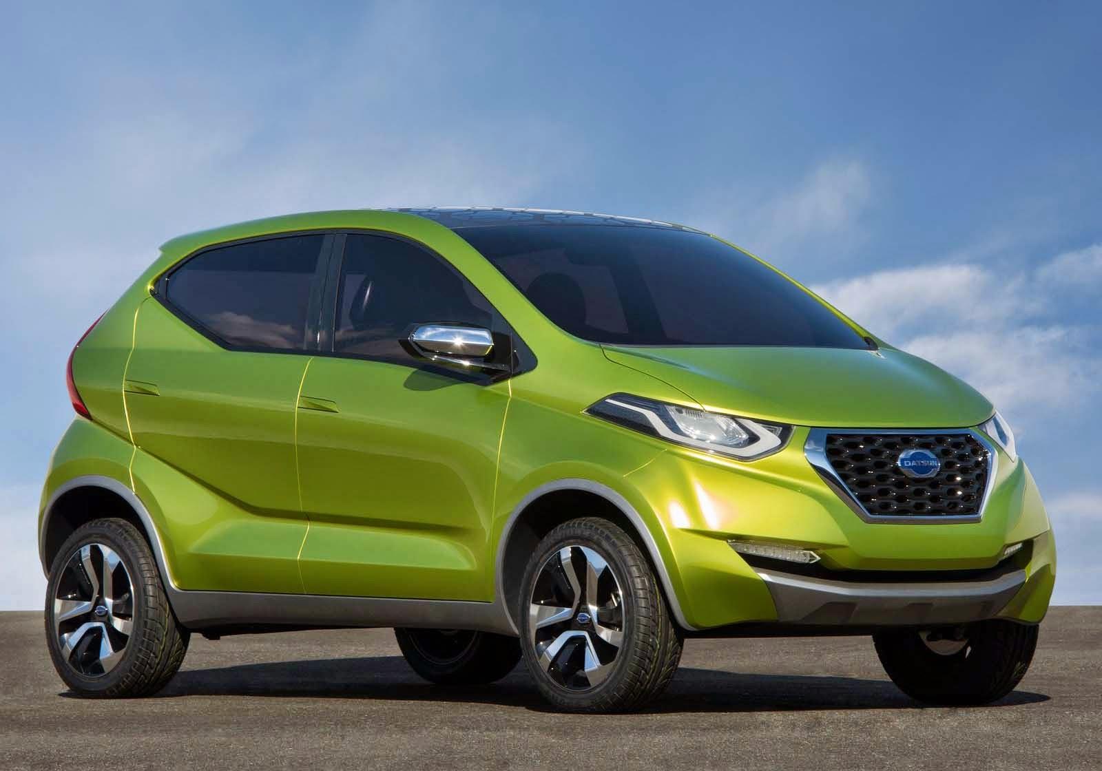 JESSLIE: Datsun Redi - GO Car Concept Modern | Specifications