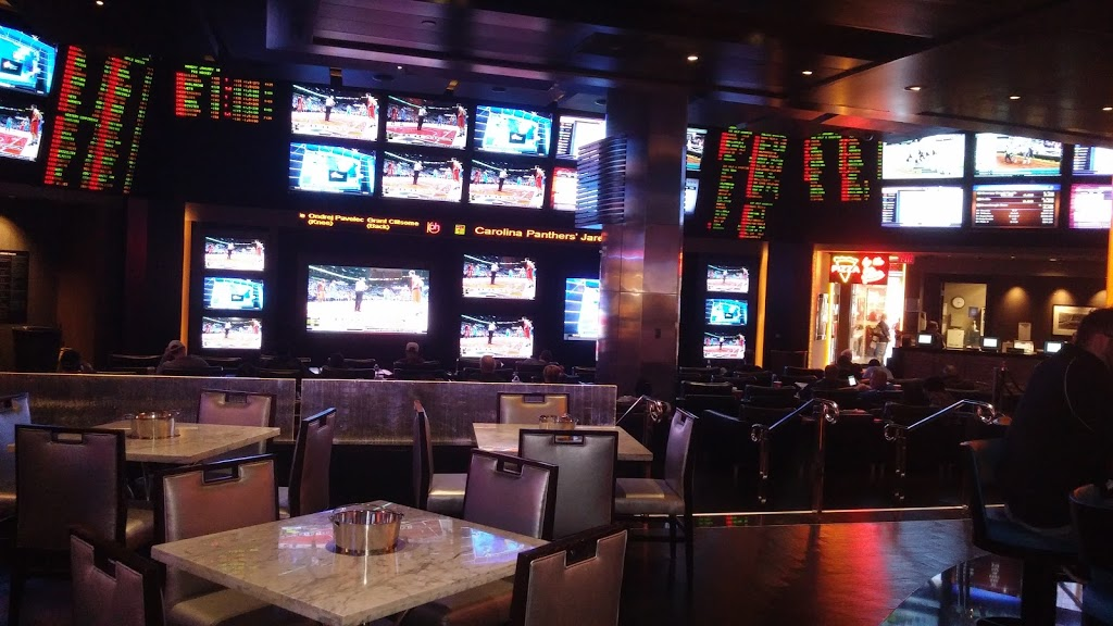 Planet Hollywood sports book