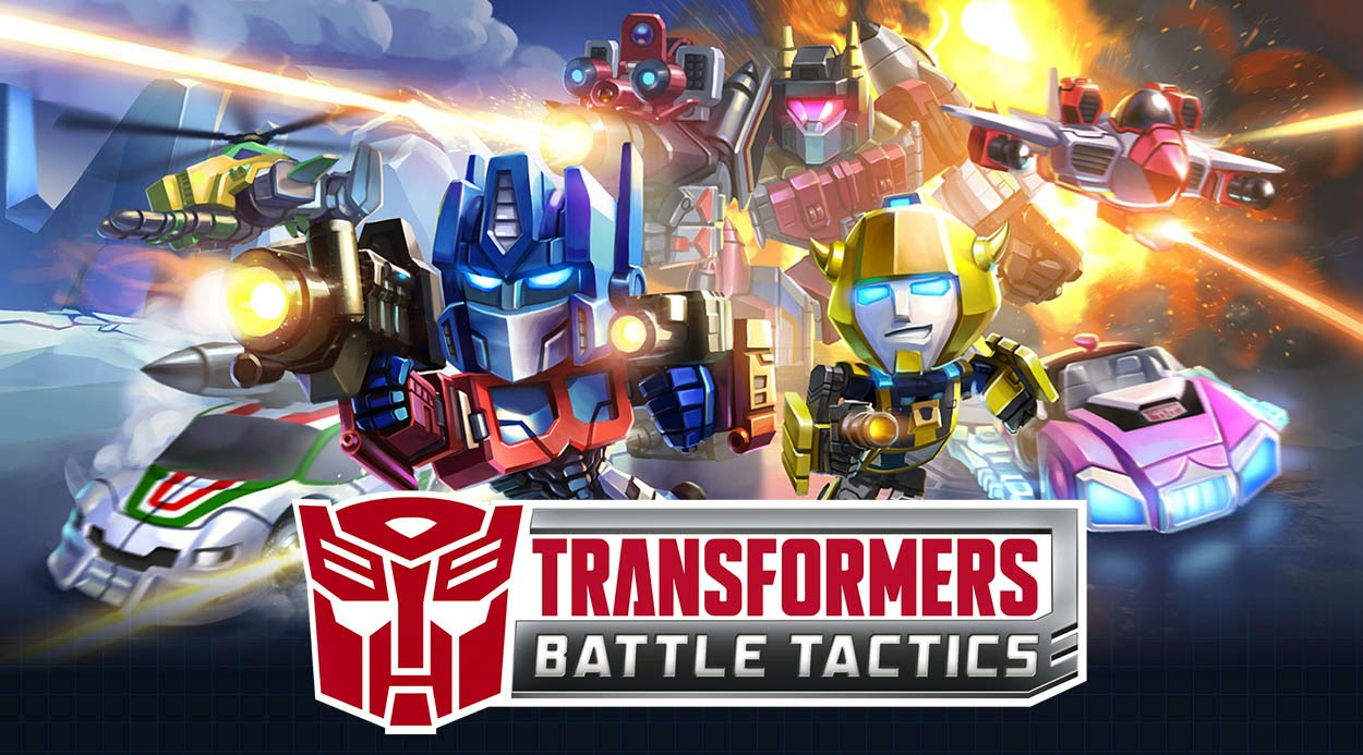 TRANSFORMERS: Battle Tactics Gameplay