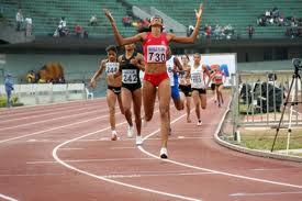 Lari Jarak Jauh Perempuan