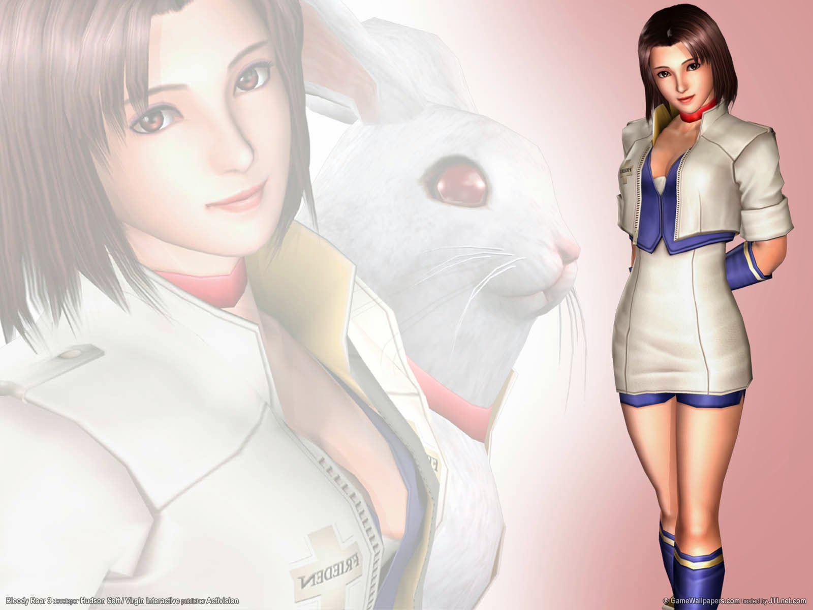 Bloody roar hentain xxx clips
