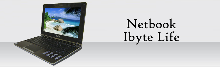 Netbook Ibyte Life Drivers