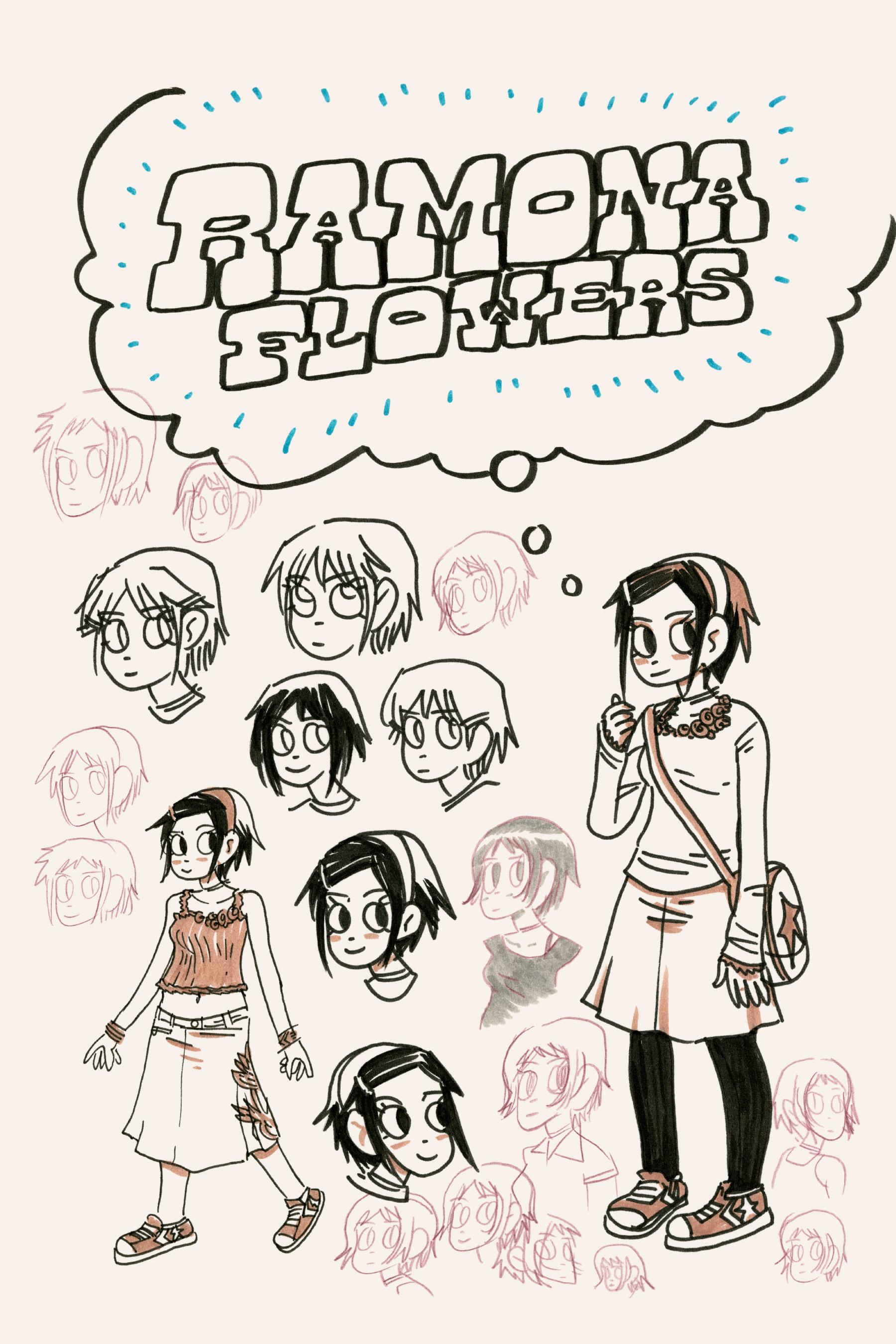 Read online Scott Pilgrim comic -  Issue #3 - 205