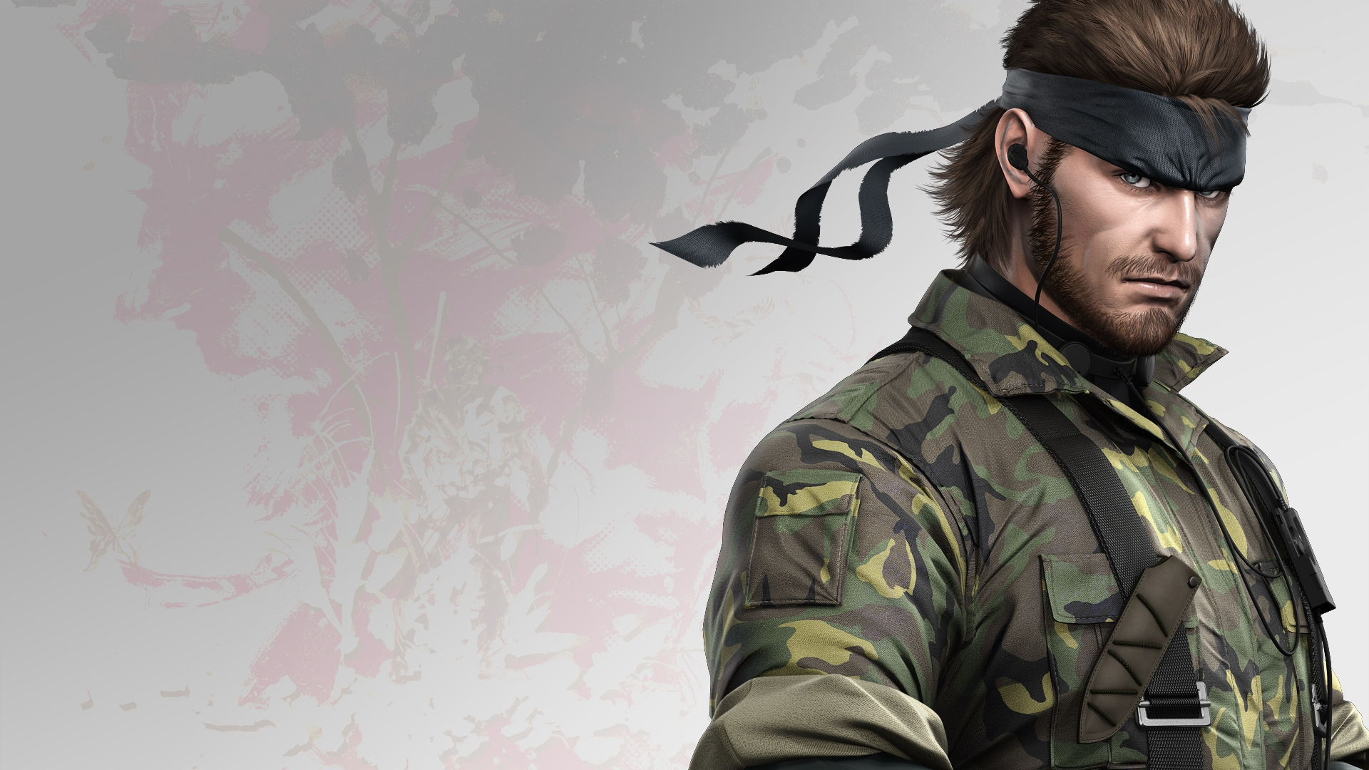 metal gear solid snake high definition wallpapers hd