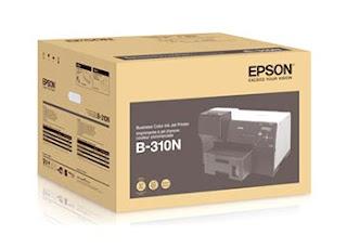 epson b 310n error 0x95