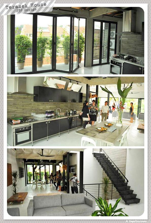 The Terasek House By Jtj Design Ideas
