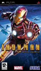 Download - Iron Man - PSP - ISO