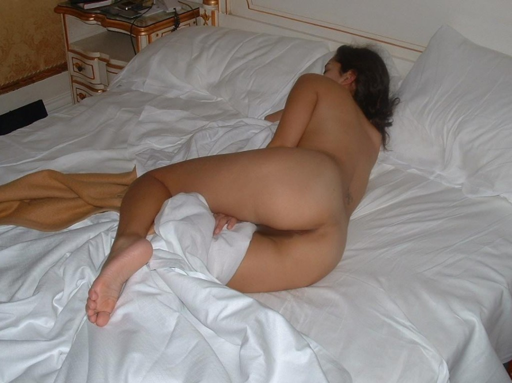 Two nude girls in bed sleeping comfort! something