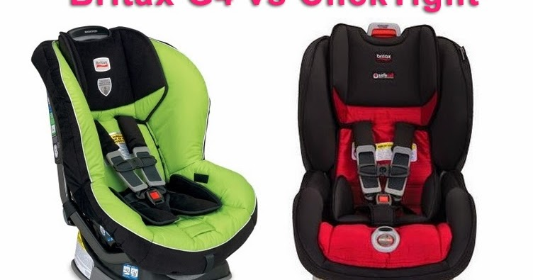 Compare Britax Car Seat Models