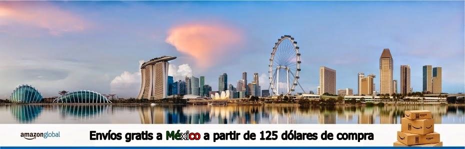 Envíos gratis a México