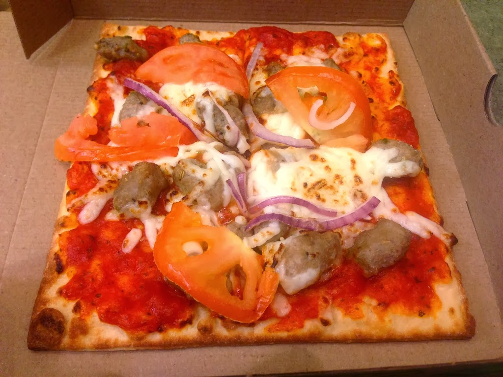subway flatizza review dc outlook