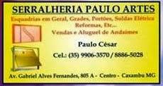 QUALIDADE TOTAL E SATISFAÇÃO AO CLIENTE E NA SERRALHERIA PAULO ARTES