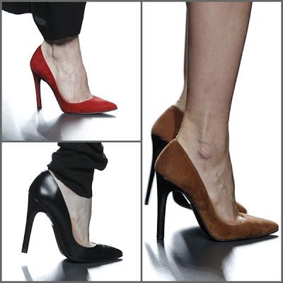MBFW, Madrid, MBFWMAdrid, LaCaprichossa, Zapatos, Shoes, otoño invierno 2013