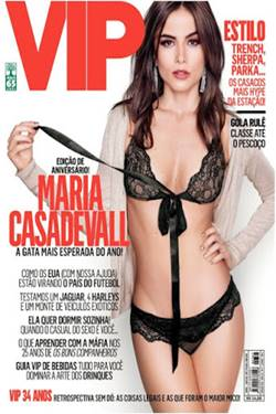 Capa Revista Vip Maria Casadevall Junho 2015 Torrent