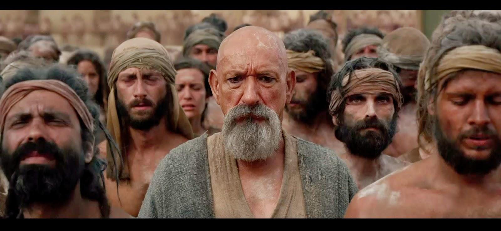 Los hebreos, un pueblo maltratado durante más de 400 años.