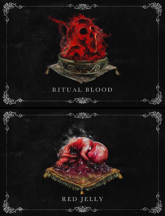Ritual Materials Art