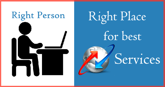 BSNL Right Person at Right Place for best BSNL Services