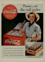 Vintage Coca-Cola Ads