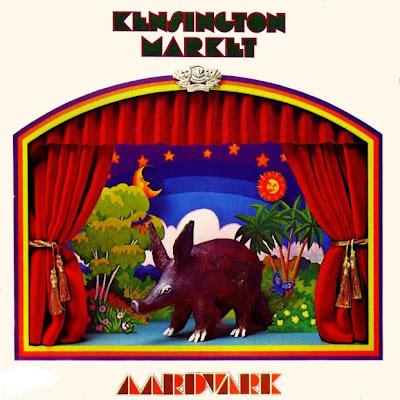 Kensington Market - Aardvark 1969 (Canada, Psychedelic Rock)