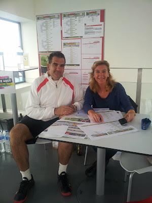 Con Toñi Torres, única Juez Árbitro de pádel de la provincia de Almería
