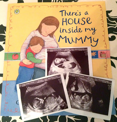 pregnant, scan, twins