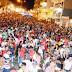 Município declara situação de emergência e Prefeitura vai realizar sete dias de festa