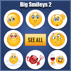 Big Smileys For Facebook