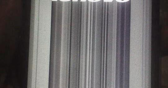 Layar LCD HP Android Lenovo A6000 Goyang Dan Garis Garis