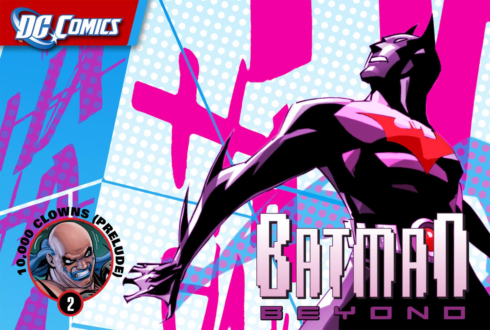 Batman Beyond (2012) Issue #2 #2 - English 1