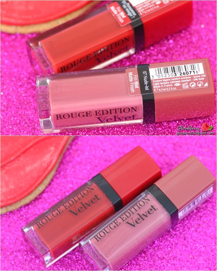 bourjois rouge velvet edition swatches review lip color lipstick matte nude-ist personne ne rouge 1 7 שפתון בורז'ואה בורג'ואה סקירה מט מאט ניוד אדום המלצות שפתיים