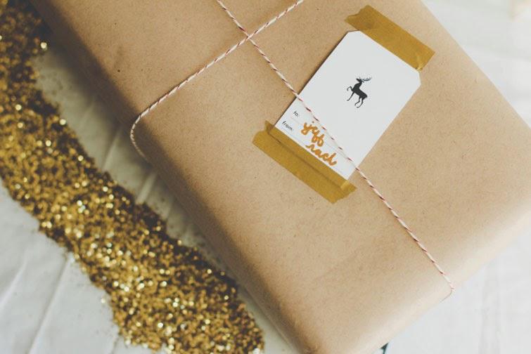 Freebies: etiquetas chulas para regalos