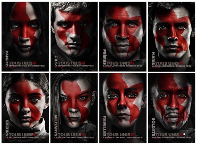Hunger Games ~ La Révolte, Partie 2