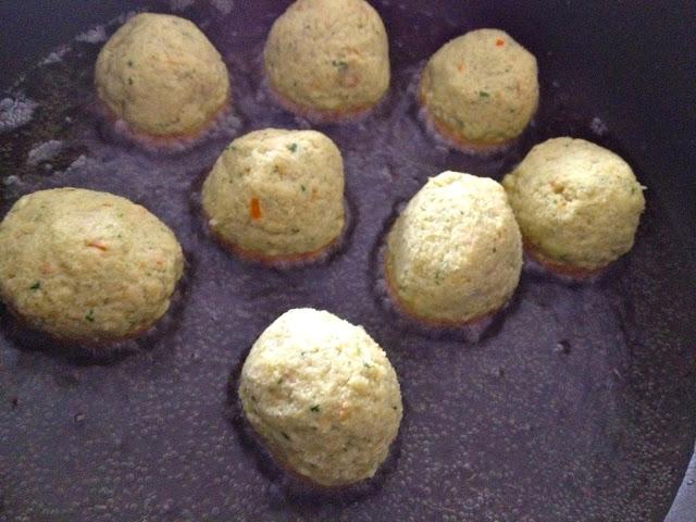 Falafel opskrift - mit livs kogebog