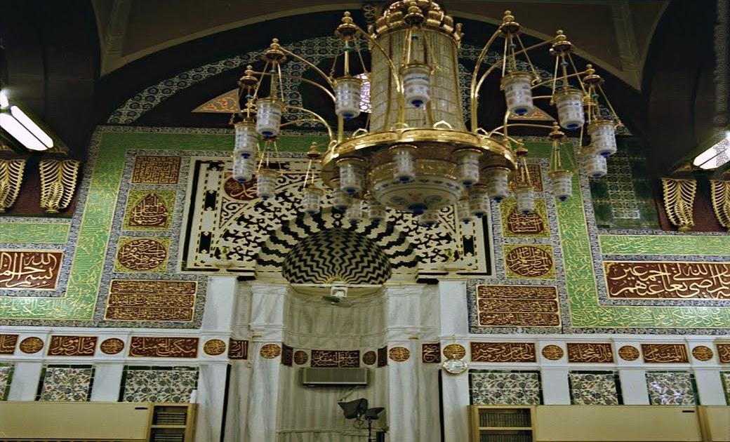 Masjid E Nabvi Wallpaper  Islamic Wallpapers 4 You