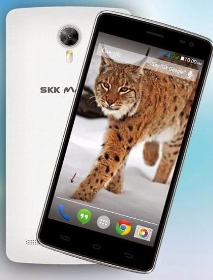 SKK Mobile Lynx, 5-inch HD Octa Core KitKat