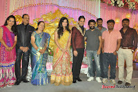 Celebraties at Actor Bharat n Jessy Wedding Reception Photos+%252891%2529 Actor Bharath n Jessy Wedding Photos