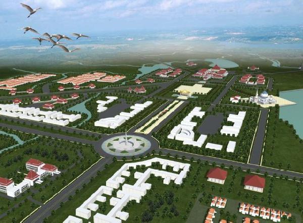 Tanah Kavlingan disekitar ITERA & Kota Baru