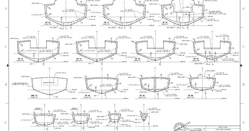 SAIL: Popular mechanics plywood boat plans