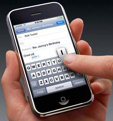 Cara Merawat Layar Sentuh Pada Ponsel