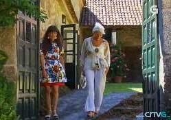 El Pazo de La Saleta en el programa Qué Casas! de TVG.