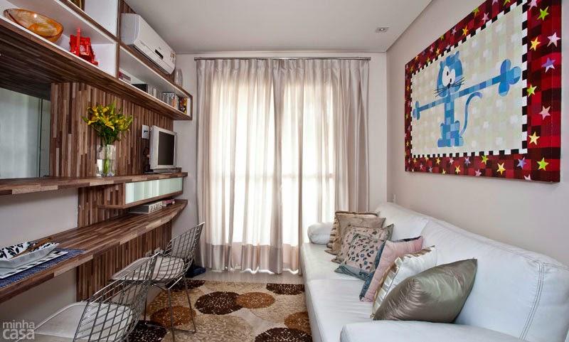 Sala De Jantar Bem Pequena ~ Fotos de diseños de salas pequeñas  Salas con estilo