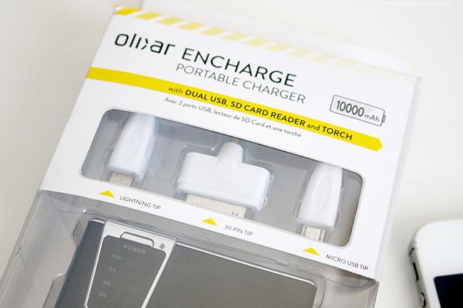Olixar Encharge Pocket Charger 10000maH